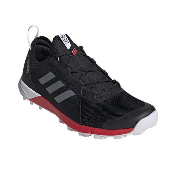 【アディダス】 TERREX SPEED [サイズ:27.0cm] [カラー:コアブラック×ホワイト×レッド] #G26388 【スポーツ・アウトドア:登山・トレッキング:靴・ブーツ】【ADIDAS】