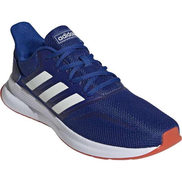 【アディダス】 FALCONRUN M [サイズ:26.5cm] [カラー:カレッジロイヤル×クラウドホワイト] #EF0150 【靴:メンズ靴:スニーカー】【ADIDAS】
