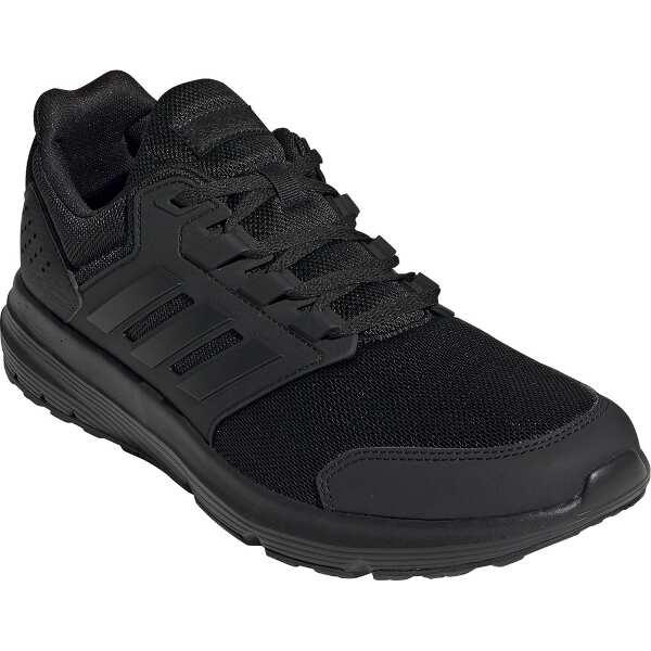 アディダスGLX4 Mサイズ 28 5cmカラー コアブラック×ランニングホワイトEE7917靴 メンズ靴 スニーカーADIDASb6gfy7
