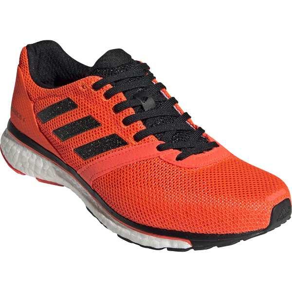 【アディダス】 adizero Japan 4 m [サイズ:27.5cm] [カラー:ソーラーレッド×コアブラック] #EF1464 【スポーツ・アウトドア:ジョギング・マラソン:シューズ:メンズシューズ】【ADIDAS】