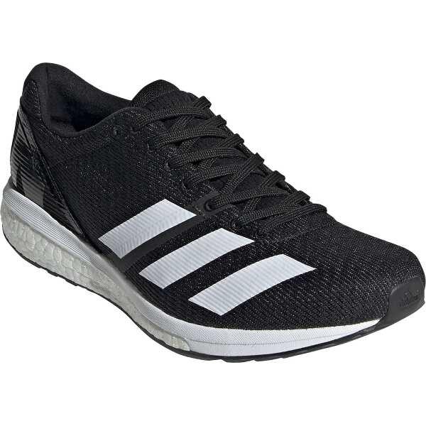 【アディダス】 adizero Boston 8 m [サイズ:25.5cm] [カラー:コアブラック×ホワイト×グレー] #G28861 【スポーツ・アウトドア:ジョギング・マラソン:シューズ:メンズシューズ】【ADIDAS】