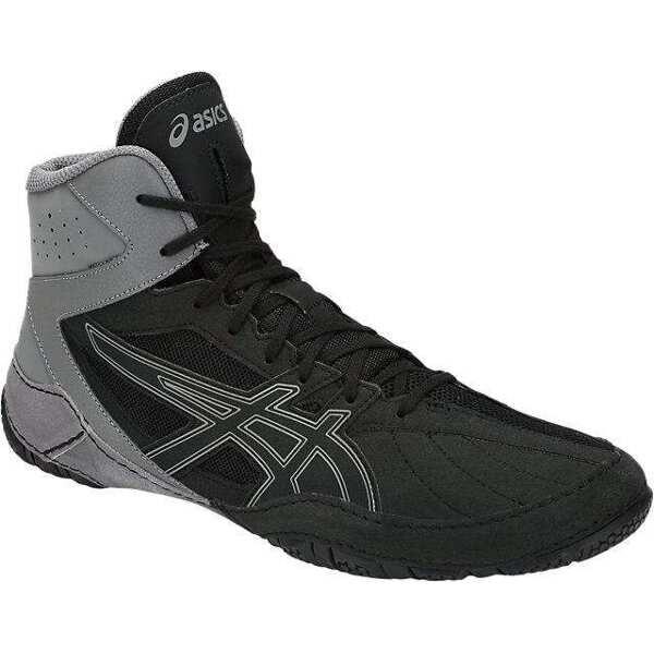 【アシックス】 マットコントロール レスリングシューズ [サイズ:28.0cm] [カラー:ブラック×ブラック] #1081A022-001 【スポーツ・アウトドア:フィットネス・トレーニング:シューズ:メンズシューズ】【ASICS MATCONTROL】