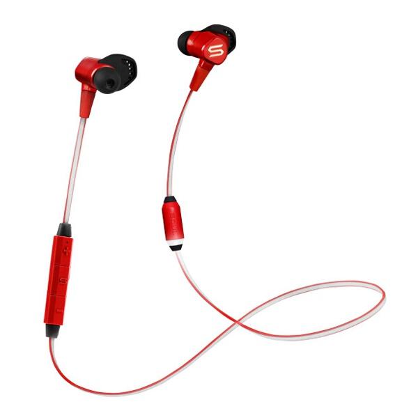 【ソウル】 RUN FREE PRO BIO(ランフリープロバイオ) 国内正規品 AIコーチング機能搭載Bluetoothイヤフォン [カラー:レッド] #SL-1032 【スポーツ・アウトドア:ジョギング・マラソン:ギア】【SOUL】