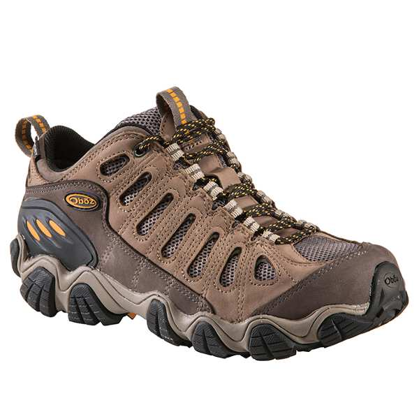 【オボズ】 メンズ ソウトゥース ロ― ビードライ [サイズ:US9(27.0cm)] [カラー:ウォールナット] #21401-WALNU 【スポーツ・アウトドア:登山・トレッキング:靴・ブーツ】【OBOZ MENS Sawtooth Low B-DRY】