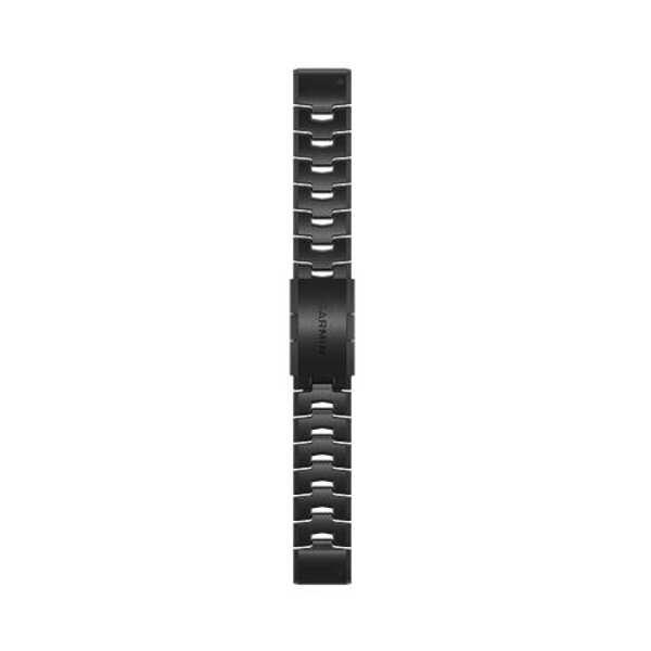【ガーミン】 QuickFit F6 22mm Carbon Gray DLC Titanium #010-12863-19 【スポーツ・アウトドア:アウトドア:精密機器類:GPS】【GARMIN】
