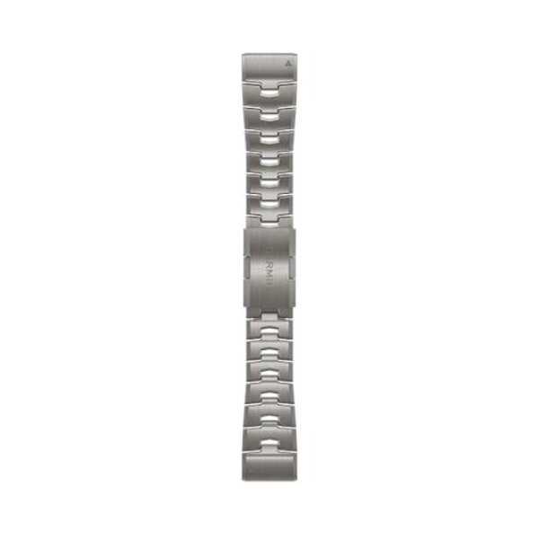 【ガーミン】 QuickFit F6 26mm Titanium #010-12864-18 【スポーツ・アウトドア:アウトドア:精密機器類:GPS】【GARMIN】