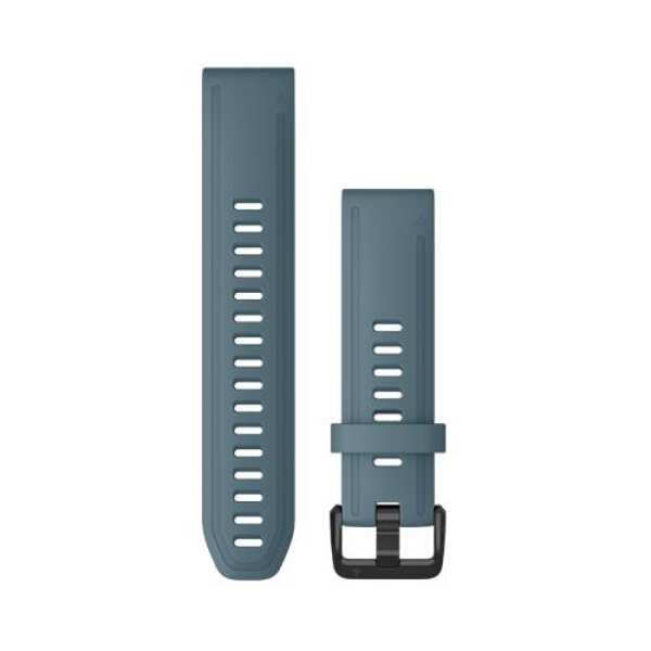 【最大10%offクーポン(要獲得) 12/19 20:00~12/23 9:59まで】 QuickFitバンド F6 20mm ベルト交換キット [カラー:レイクサイドブルー] #010-12870-01 【ガーミン: スポーツ・アウトドア アウトドア 精密機器類】【GARMIN QuickFit F6 20mm Lakeside Blue】