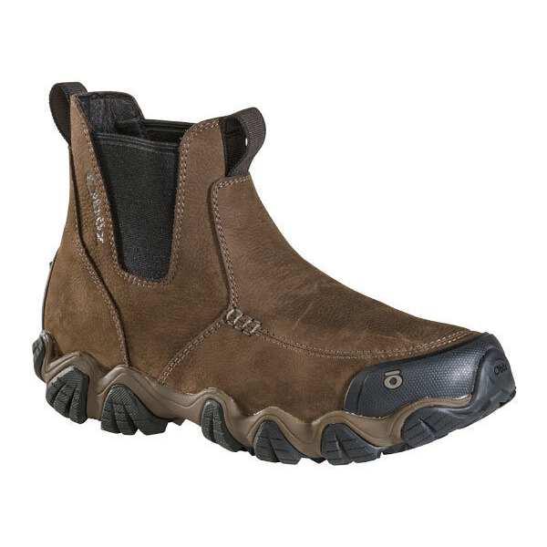 【オボズ】 メンズ リビングストン ミッド [サイズ:US8.5(26.5cm)] [カラー:ヒッコリー] #81601-HICKO 【スポーツ・アウトドア:登山・トレッキング:靴・ブーツ】【OBOZ Mens Livingston Mid】