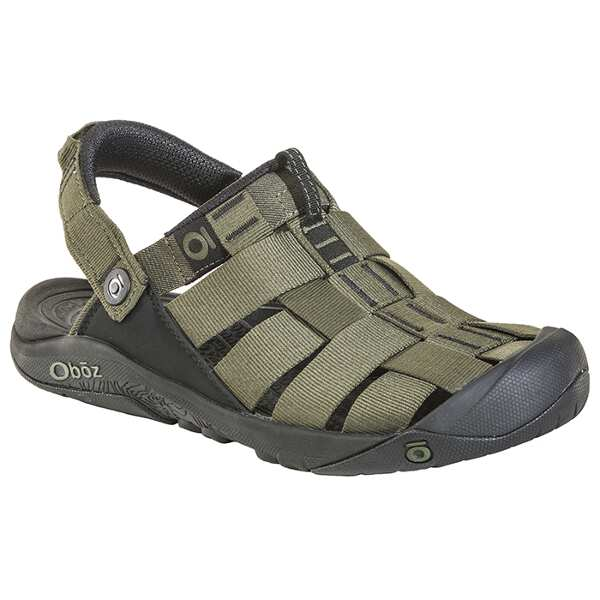 【オボズ】 メンズ キャンプスタ― サンダル [サイズ:US9(27.0cm)] [カラー:オリーブ] #60501-OLIVE 【靴:メンズ靴:サンダル:スポーツサンダル】【OBOZ MENS Campster】