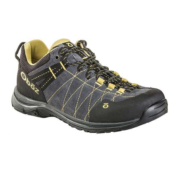 【オボズ】 メンズ ハイライト ロ― [サイズ:US8.5(26.5cm)] [カラー:ダークシャドウ] #41801-DARKS 【スポーツ・アウトドア:登山・トレッキング:靴・ブーツ】【OBOZ MENS Hyalite Low】