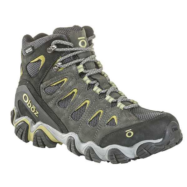 【オボズ】 メンズ ソウトゥース 2 ミッド ビードライ [サイズ:US8(26.0cm)] [カラー:ダークシャドウ×グリーン] #23701-DARKS 【スポーツ・アウトドア:登山・トレッキング:靴・ブーツ】【OBOZ MENS Sawtooth II Mid B-DRY】
