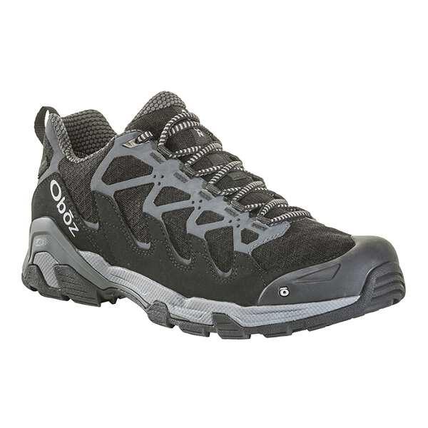 【オボズ】 メンズ サーク ロ― ビードライ [サイズ:US9.5(27.5cm)] [カラー:ダークシャドウ] #41501-DARKS 【スポーツ・アウトドア:登山・トレッキング:靴・ブーツ】【OBOZ MENS Cirque Low B-DRY】