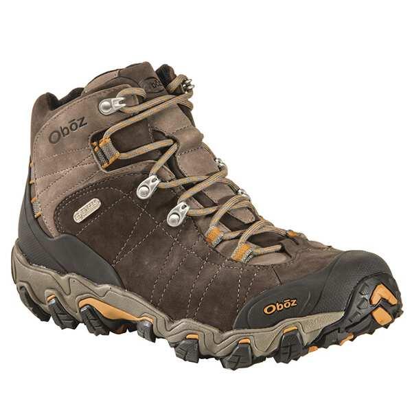 【オボズ】 メンズ ブリッガ― ミッド ビードライ [サイズ:US8(26.0cm)] [カラー:スーダン] #22101-SUDAN 【スポーツ・アウトドア:登山・トレッキング:靴・ブーツ】【OBOZ MENS Bridger Mid B-DRY】