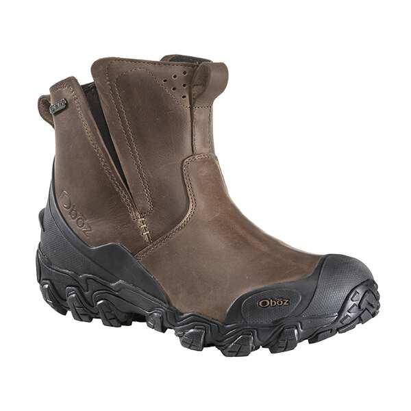 【オボズ】 メンズ ビッグスカイ ミッド インシュレイテッド ビードライ [サイズ:US8.5(26.5cm)] [カラー:サドルブラウン] #82101-SADDL 【スポーツ・アウトドア:登山・トレッキング:靴・ブーツ】【OBOZ MENS Big Sky Mid Insulated B-DRY】