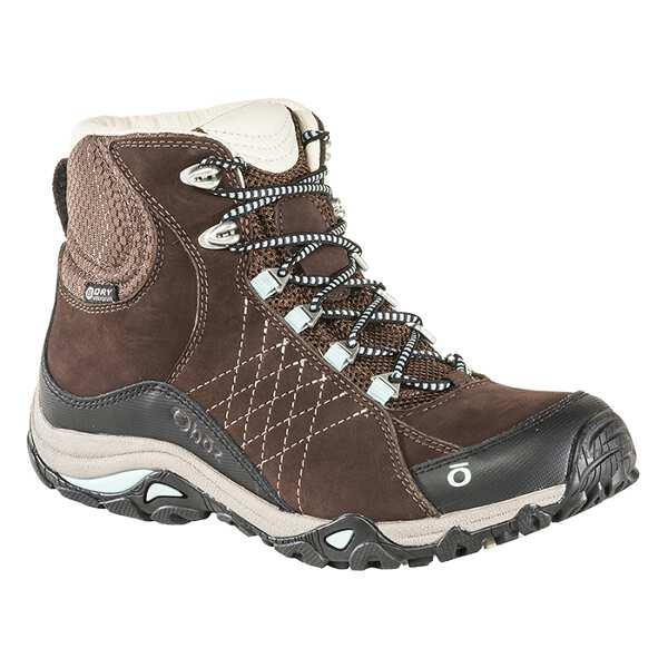【オボズ】 ウィメンズ サファイア ミッド ビードライ [サイズ:US6(23.0cm)] [カラー:ジャバ] #70602-JAVA 【スポーツ・アウトドア:登山・トレッキング:靴・ブーツ】【OBOZ WOMENS Sapphire Mid B-DRY】