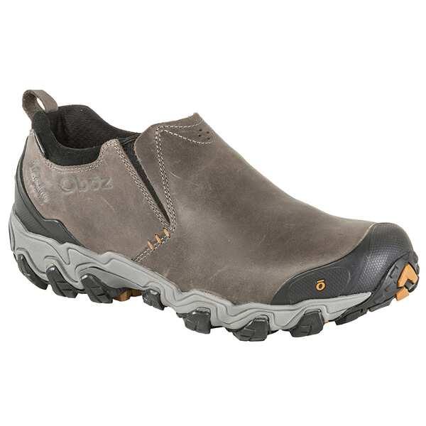 【オボズ】 メンズ ビッグスカイ ロ― インシュレイテッド ビードライ [サイズ:US9(27.0cm)] [カラー:フリントグレー] #82601-FLINT 【スポーツ・アウトドア:登山・トレッキング:靴・ブーツ】【OBOZ MENS Big Sky Low Insulated B-DRY】