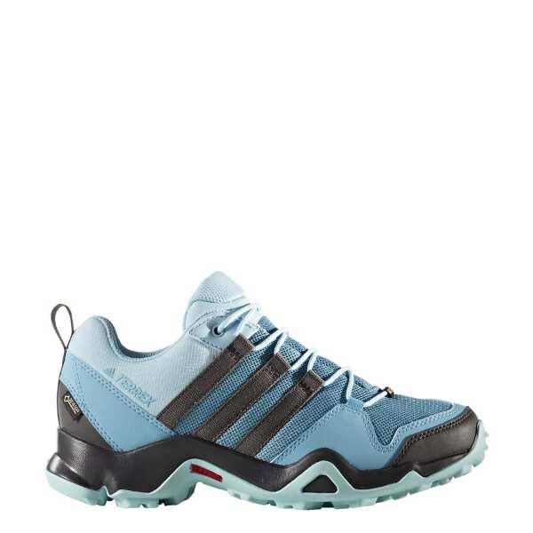 【アディダス】 TERREX AX2R GTX W レディース(GORE-TEX搭載) [サイズ:26.0cm] [カラー:ベイパーブルー×ブラック] #CP9681 【スポーツ・アウトドア:登山・トレッキング:靴・ブーツ】【ADIDAS】