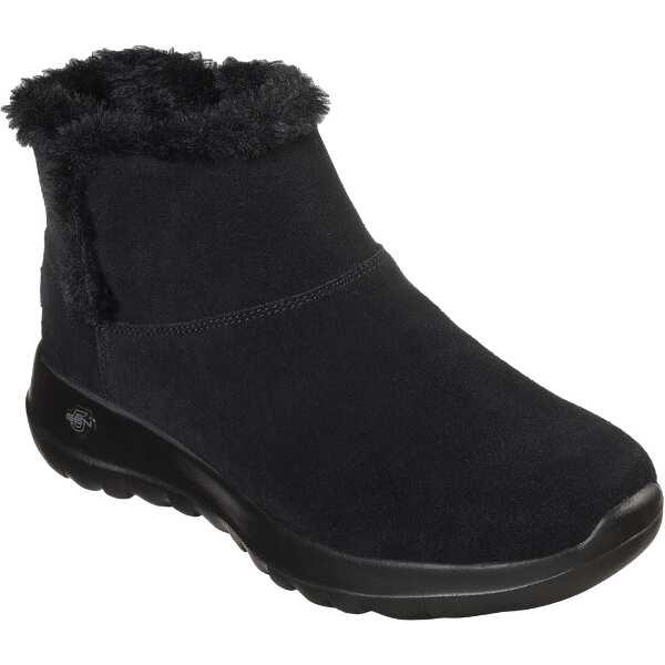 【スケッチャーズ】 ON-THE-GO JOY-BUNDLE UP レディース [サイズ:23.5cm] [カラー:ブラック×ブラック] #15501-BBK 【靴:レディース靴:スニーカー】【SKECHERS】