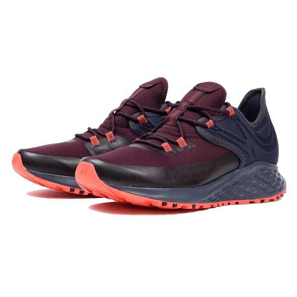【ニューバランス】 FRESH FOAM トレイルローブ M [サイズ:27.0cm(D)] [カラー:ネイビー] #MTROVLR 【スポーツ・アウトドア:登山・トレッキング:靴・ブーツ】【NEW BALANCE FRESH FOAM TRAIL ROAV M】