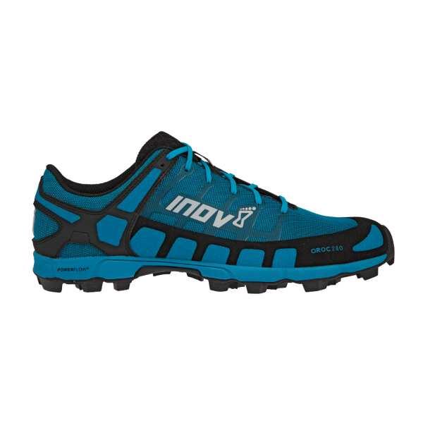 【イノベイト】 OROC 280 雪上・氷上用 [サイズ:27.0cm] [カラー:ブルー×ブラック] #NO1OGG01BB-BBK 【スポーツ・アウトドア:登山・トレッキング:靴・ブーツ】【INOV-8】