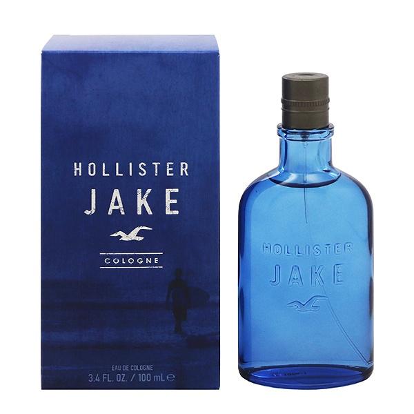【ホリスタ―】 ジェイク オーデコロン・スプレータイプ 100ml 【香水・フレグランス:フルボトル:メンズ・男性用】【ジェイク】【HOLLISTER JAKE EAU DE COLOGNE SPRAY】
