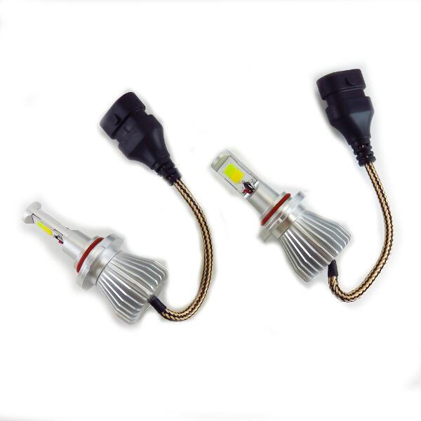 【ブレイス】 ツインカラ― LEDフォグランプ Y/W HB3/HB4 #BE-354 【カー用品:ライトランプ:フォグライト:LED】【BRAITH】