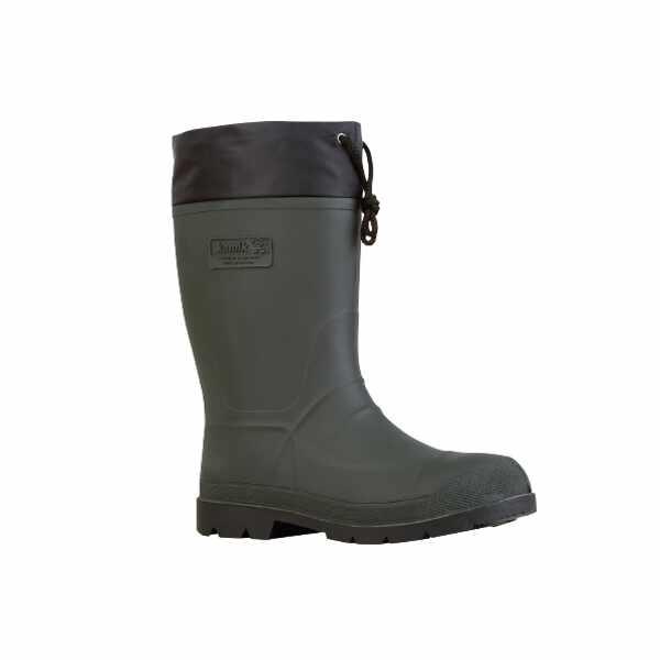 【カミック】 ハンタ― メンズ スノーブーツ [サイズ:US8(26.0cm)] [カラー:カーキ] #1600231-578 【靴:メンズ靴:スノーシューズ】【KAMIK HUNTER】