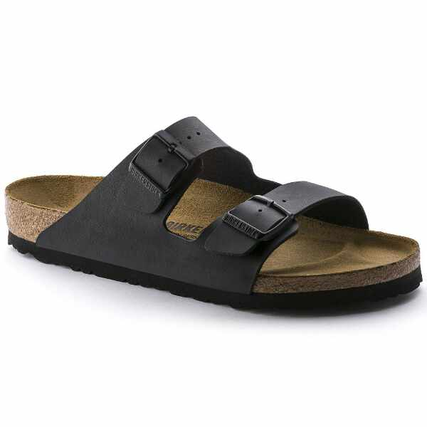 【5%off+最大3750円offクーポン(要獲得) 8/21 9:59まで】 【送料無料】 アリゾナ Birko-Flor [サイズ:EU42(27.0cm)] [カラー:ブラック] #GC051791-9 【ビルケンシュトック: 靴 メンズ靴 サンダル】【BIRKENSTOCK Arizona Birko-Flor】