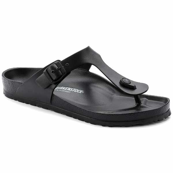 【ビルケンシュトック】 ギゼ EVA [サイズ:EU35(22.5cm)] [カラー:ブラック] #GE128201-9 【靴:メンズ靴:サンダル】【BIRKENSTOCK Gizeh EVA】