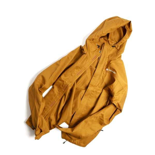 【カナディアンイースト】 難燃ジャケット [サイズ:S] [カラー:ブラウン] #CEW2000T-BRN 【スポーツ・アウトドア:アウトドア:ウェア:メンズウェア:アウター】【CANADIAN EAST】