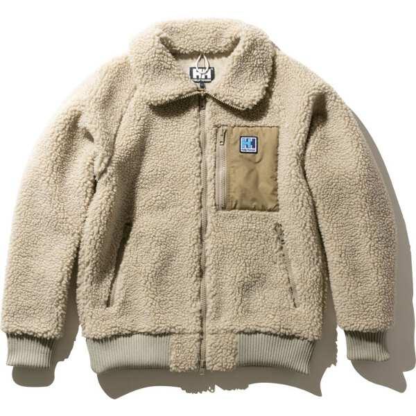 【ヘリーハンセン】 ファイバーパイルサーモジャケット(メンズ) [サイズ:L] [カラー:オートミール] #HO51965-OM 【スポーツ・アウトドア:アウトドア:ウェア:メンズウェア:アウター】【HELLY HANSEN FIBERPILE THERMO Jacket】