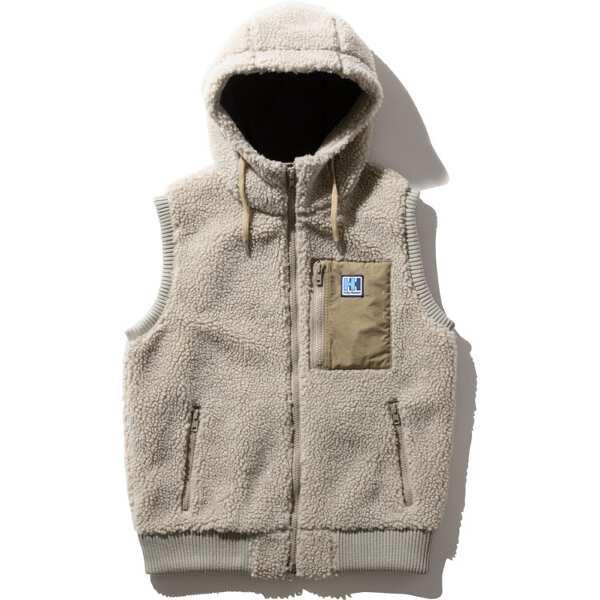 【ヘリーハンセン】 ファイバーパイルサーモベスト(メンズ) [サイズ:XL] [カラー:オートミール] #HOE51966-OM 【スポーツ・アウトドア:アウトドア:ウェア:メンズウェア:ベスト】【HELLY HANSEN FIBERPILE THERMO Vest】