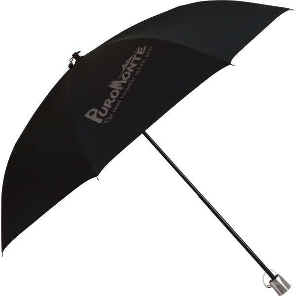 【プロモンテ】 サマーシールド折り畳み傘 [カラー:ブラック] [サイズ:直径88cm(収納32×径6cm)] #OGD200-BK 【スポーツ・アウトドア:アウトドア:ウェア:レインウェア】【PUROMONTE】