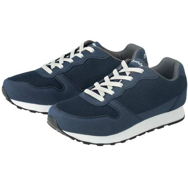 【ファイテン】 スニーカーメタックス [サイズ:22.5cm] [カラー:ネイビー] #PD685031 【靴:メンズ靴:スニーカー】【PHITEN】