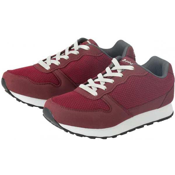 【ファイテン】 スニーカーメタックス [サイズ:27.0cm] [カラー:エンジ] #PD685240 【靴:メンズ靴:スニーカー】【PHITEN】
