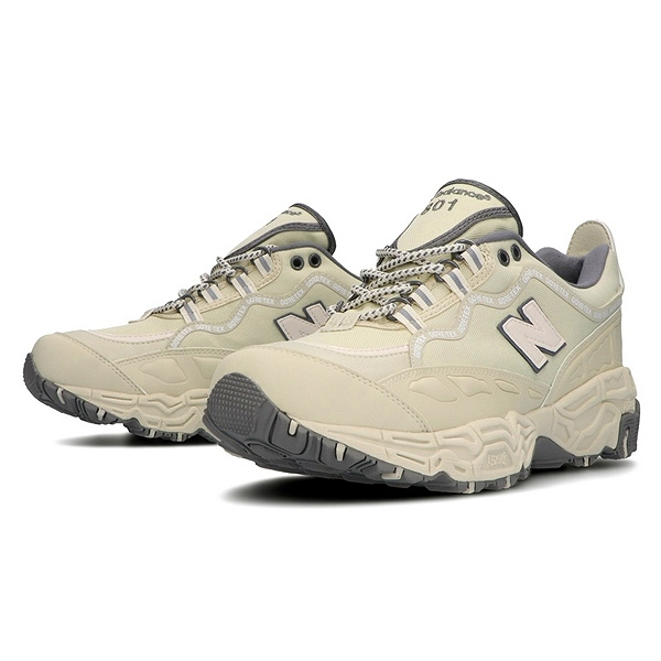 【1500円以上購入で300円offクーポン(要獲得) 11/27 9:59まで】 【送料無料(沖縄・離島を除く)】 ニューバランス ML801GTB [カラー:オイスター] [サイズ:28cm (US10) Dワイズ] 【ニューバランス: 靴 メンズ靴 スニーカー】【NEW BALANCE New Balance ML801】
