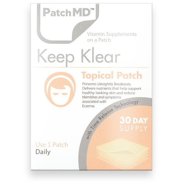 【パッチMD】 パッチMD キープクリア 30パッチ 【化粧品・コスメ:ボディケア】【PATCH MD PATCH MD KEEP KLEAR】