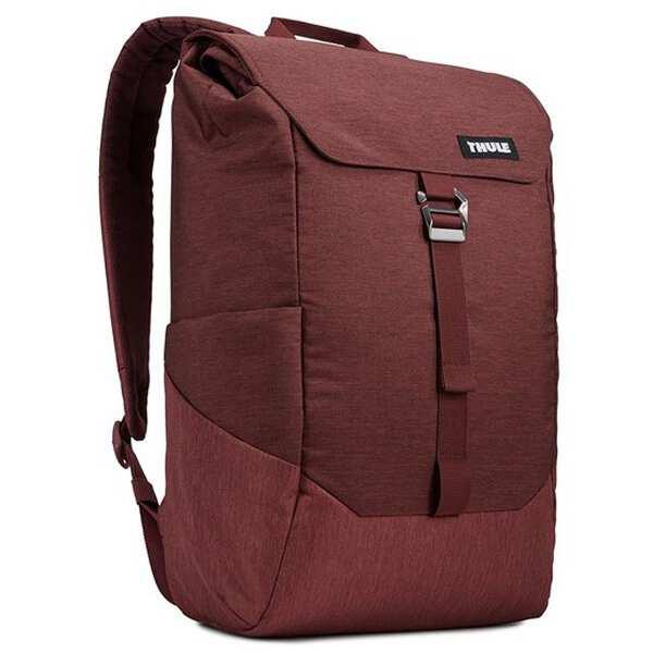 【スーリ―】 リソス バックパック 16L [カラー:ダークバーガンディ] [サイズ:28×20×42cm(16L)] #3203629 【スポーツ・アウトドア:アウトドア:バッグ:バックパック・リュック】【THULE Lithos Backpack 16L DarkBurgundy】