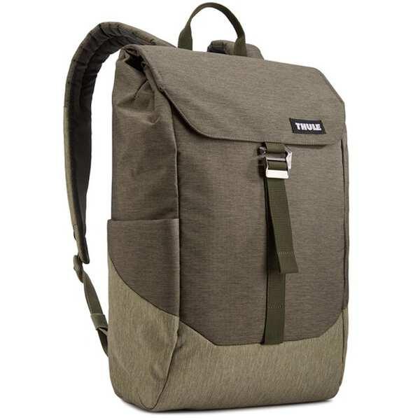 【スーリ―】 リソス バックパック 16L [カラー:フォレストナイト×ライカン] [サイズ:28×20×42cm(16L)] #3203822 【スポーツ・アウトドア:アウトドア:バッグ:バックパック・リュック】【THULE Lithos Backpack 16L ForestNight×Lichen】