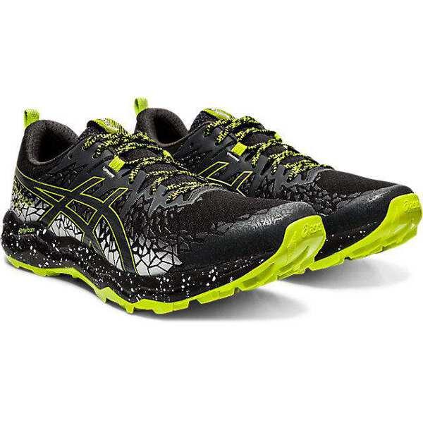 【アシックス】 フジトラブーコ ライト トレイルランニングシューズ [サイズ:27.5cm] [カラー:ブラック×グラファイトグレー] #1011A700-001 【スポーツ・アウトドア:登山・トレッキング:靴・ブーツ】【ASICS FujiTrabuco Lyte】