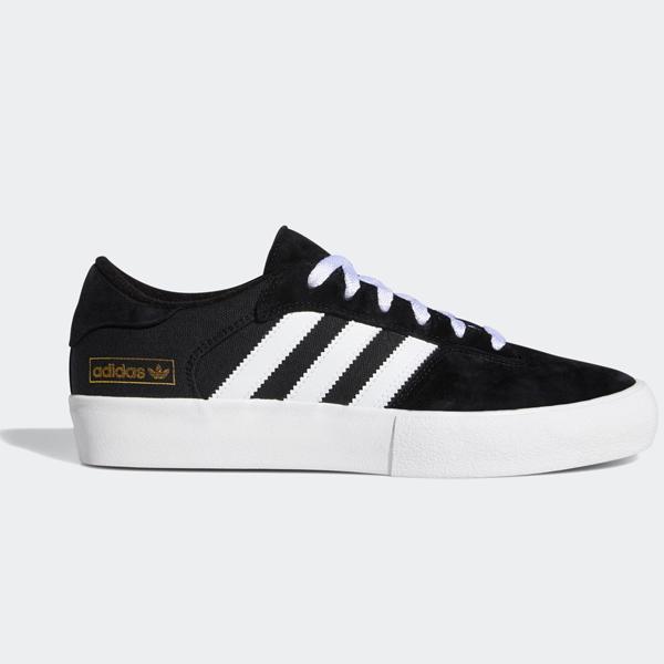 【アディダス】 マッチブレイク スーパ― [サイズ:27cm(US9)] [カラー:コアブラック×フットウェアホワイト×ゴールドメタリック] #EG2732 【靴:メンズ靴:スニーカー】【EG2732】【ADIDAS Matchbreak Super】