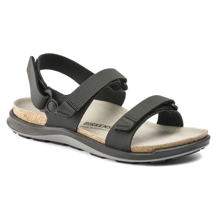 【ビルケンシュトック】 カラハリ Birko-Flor [サイズ:EU35(22.5cm)] [カラー:フューチュラブラック] #1013773 【靴:レディース靴:サンダル:スポーツサンダル】【BIRKENSTOCK Kalahari Birko-Flor】
