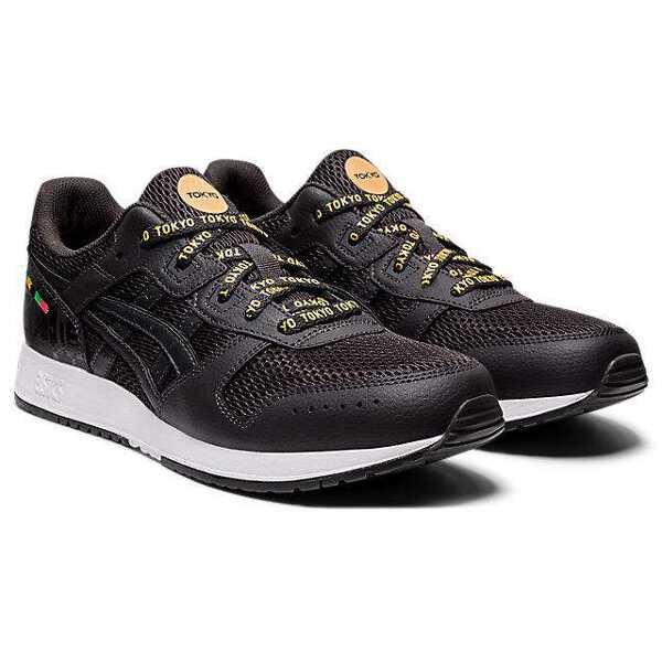 【アシックス】 LYTE CLASSIC TOKYO [サイズ:27.5cm] [カラー:グラファイトグレー×ブラック] #1201A028-020 【靴:メンズ靴:スニーカー】【ASICS】