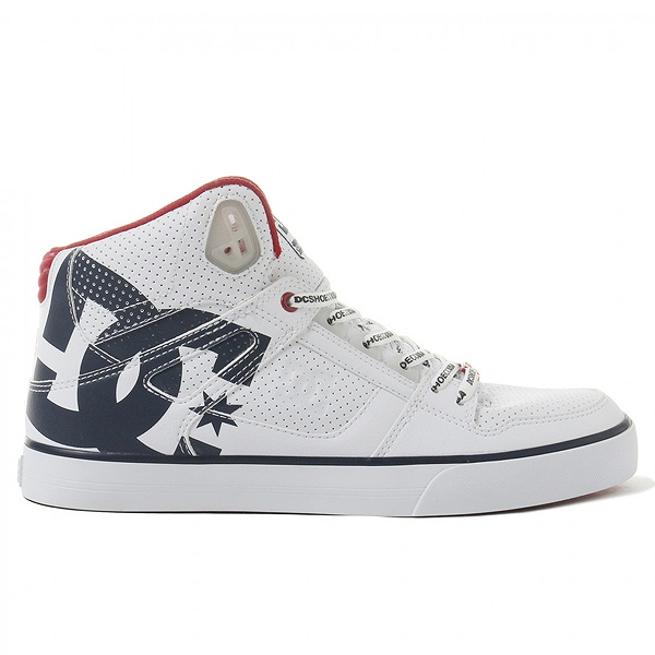 【DC SHOES】 PURE HIGH-TOP WC SE SN [サイズ:27.5cm (US9.5)] [カラー:WBD] DM202022 WBD 【靴:メンズ靴:スニーカー】【DM202022】