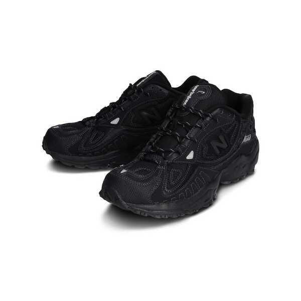 【ニューバランス】 ML703 [サイズ:26.5cm(D)] [カラー:ブラック] #ML703BC 【靴:メンズ靴:スニーカー】【NEW BALANCE】