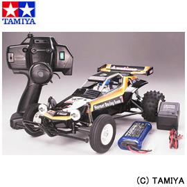 【タミヤ】 1/10 XB (エキスパート ビルト) No.41 ホーネット (2.4GHz仕様) 【玩具:ラジコン:オフロードカー:完成品】【1/10 XB (エキスパート ビルト)】【TAMIYA】