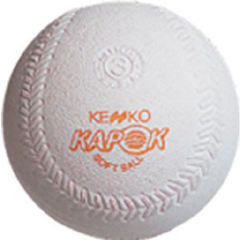 【ケンコ―】 ケンコーソフトボール 3号(カポック芯) #S3 1ダース入り 【スポーツ・アウトドア:その他雑貨】【KENKO】