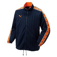 【プーマ】 トレーニングジャケット #862216 [カラー:(75)NV×ORG] [サイズ:SS] 【スポーツ・アウトドア:サッカー・フットサル:メンズウェア:ジャージ:アウター】【トレーニングジャケット】【PUMA】