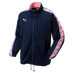 【プーマ】 トレーニングジャケット #862216 [カラー:(76)NV×Zピンク] [サイズ:M] 【スポーツ・アウトドア:サッカー・フットサル:メンズウェア:ジャージ:アウター】【トレーニングジャケット】【PUMA】