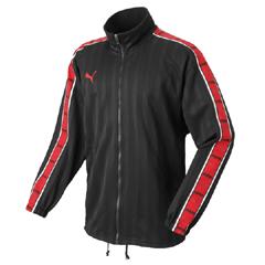 【プーマ】 トレーニングジャケット #862216 [カラー:(84)BLK×RED] [サイズ:M] 【スポーツ・アウトドア:サッカー・フットサル:メンズウェア:ジャージ:アウター】【トレーニングジャケット】【PUMA】